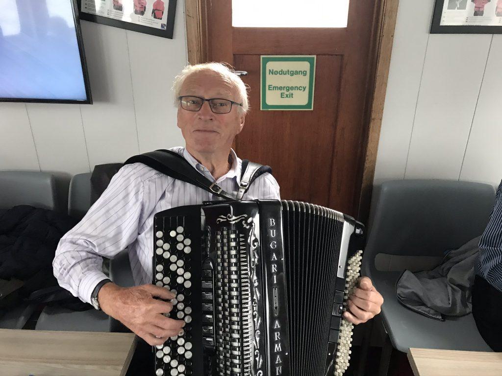 Kjell Dyrhovd